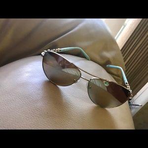 fc71b05b7f0e1 Accessories - Tiffany   co infinity aviator sunglasses